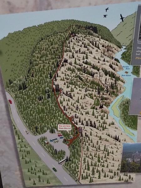 Banff via Hoodoos Trail  June 13 2020