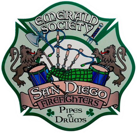 S. D. Firefighters Emerald Society