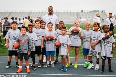 Marcus Williams 1st Annual Youth Football Camp