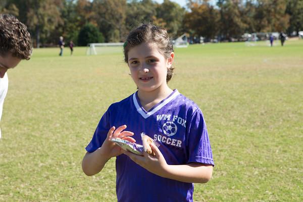 Sabina - Soccer Fall 2016