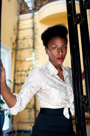 Photo shoot with Afro Urbanites