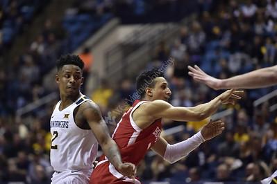 36236 Men's Basketball vs Boston University November 2019