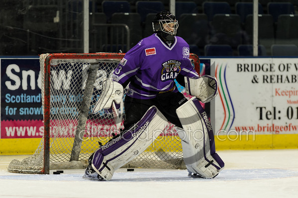 Braehead Clan v Belfast Giants 8 March 13