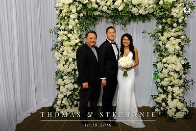 Thomas & Stephanie (instaprints)