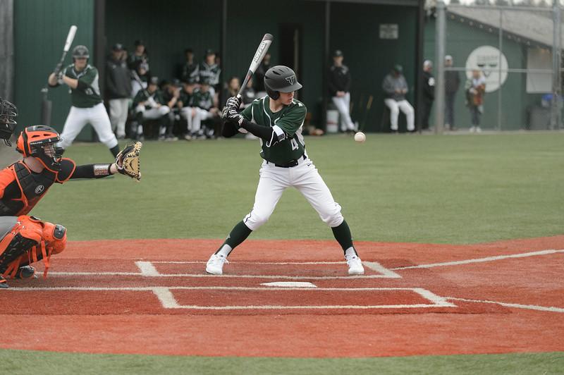 Tigard HS Varsity Baseball vs Gladstone