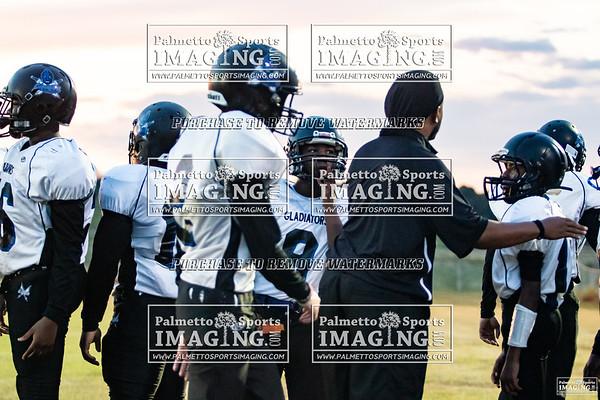 New Hope Leadership Academy Football vs PAC