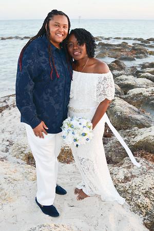 2020-12-12, Ashley and Tamisha