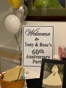 Tony & Rose