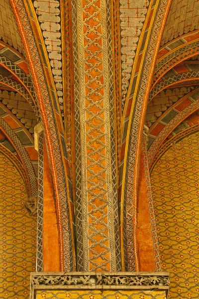 Moissac Abbey, Moissac, France - 12x18, $145