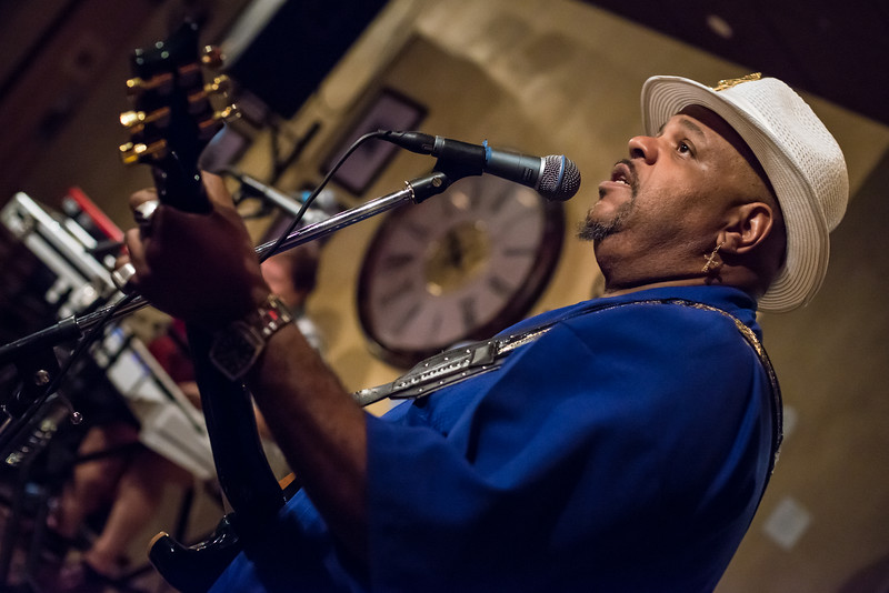 Jimi Primetime Smith-The Dee Miller Band- The School II Bistro & Wine Bar