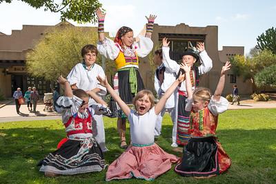 Folk Dance Festival in Balboa Park Club 2015