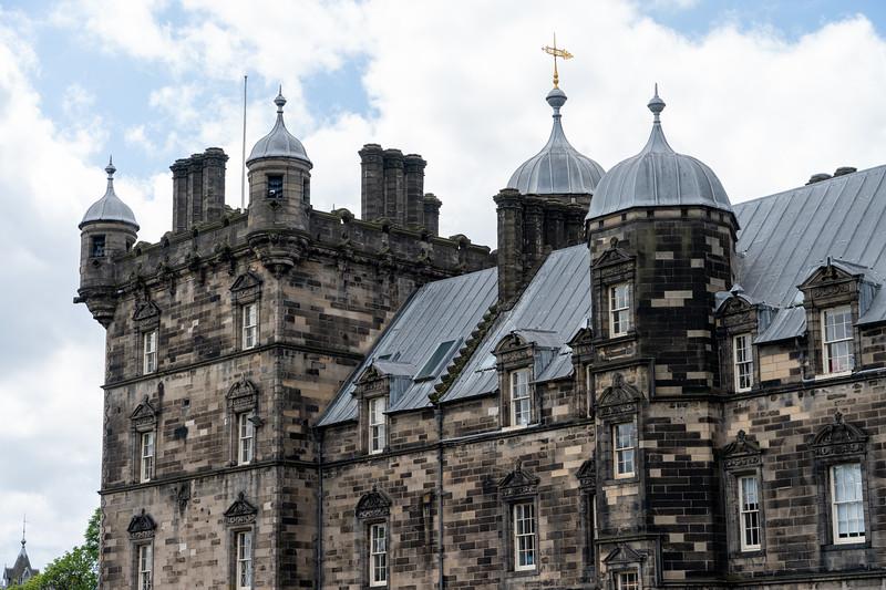 George Heriot's School in Edinburgh