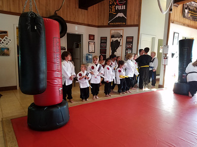 2016 PD Youth Hapkido