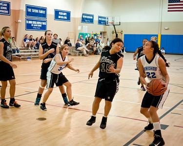 Varsity Girls v FBA 11-14-2011