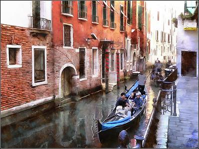 City Fantasy: Venezia, Murano, Burano