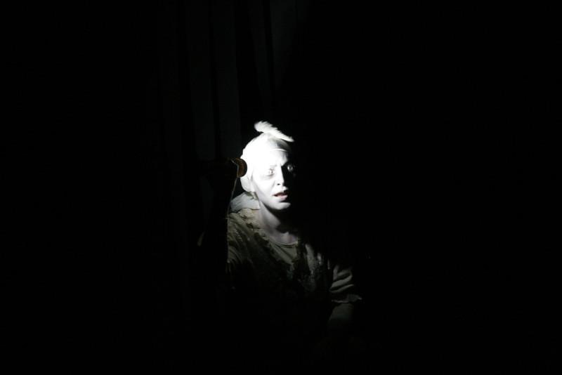 """""""Shakespeare Eksperimentet"""", theater act by Circonflex, Vildskud Festival 2014 Copenhagen"""