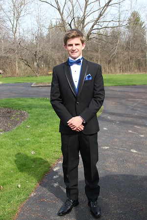 Jake Prom 2015