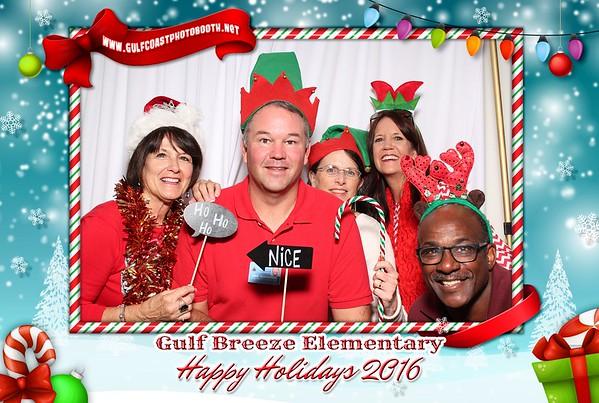 Gulf Breeze Elem. PTA Christmas Party