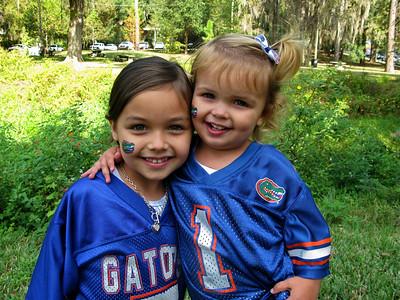 Gators vs FIU 11-21-09