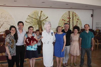 Helen's 60th birthday party