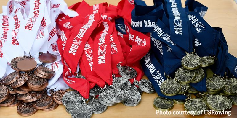 2018 Youth Rowing Challenge Racing