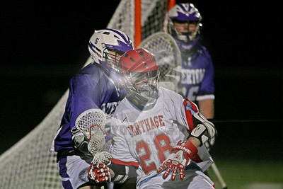 5/1/2014 - Watertown vs. Carthage - Carthage Central School District, Carthage, NY