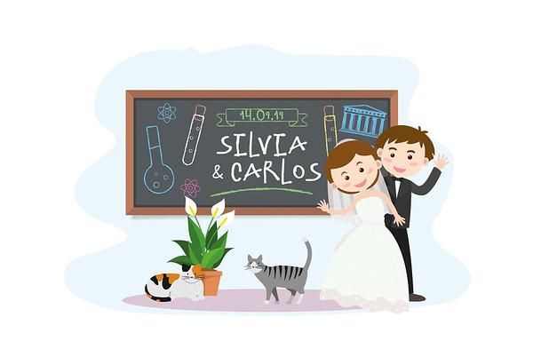 Silvia & Carlos - 14 septiembre 2019