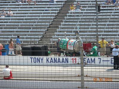 Indy 500 Race 2010