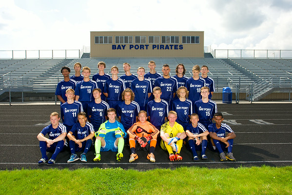 Bay Port Soccer Teams 2014