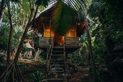 Holualoa Bali House