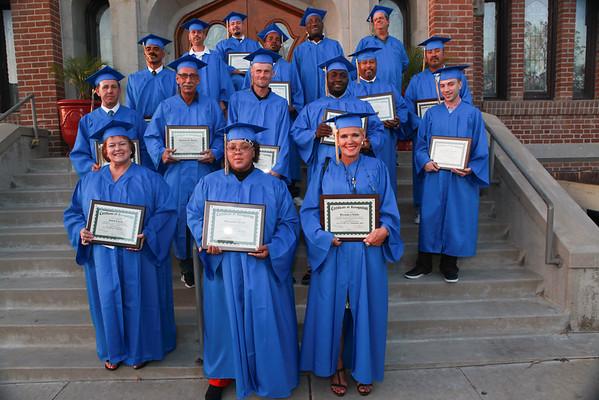 Fall Graduates 2016