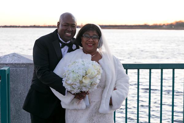 Kwaise & Marcia Wedding Day