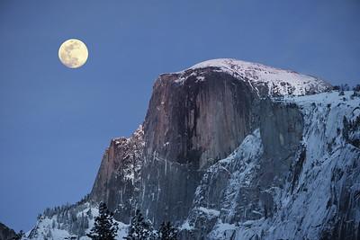 Yosemite National Park/Firefall