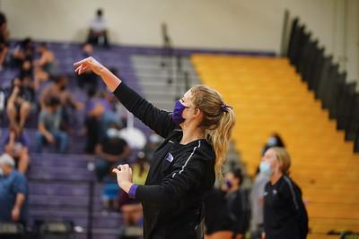 Varsity Richardson High School Volleyball Vs HEATH