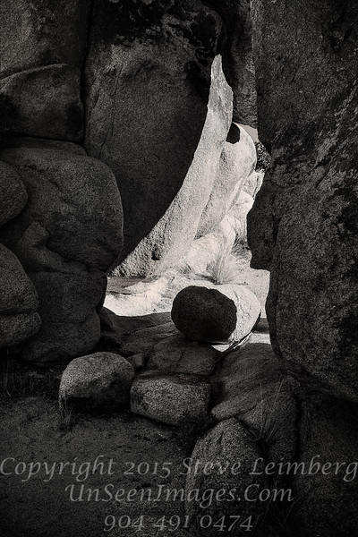 Between the Rocks Joshua Tree National Park - Copyright 2016 Steve Leimberg - UnSeenImages.Com L1100842.jpg