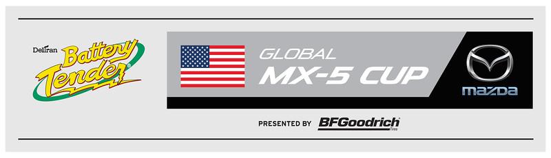 Global Mazda MX-5 Cup Challenge