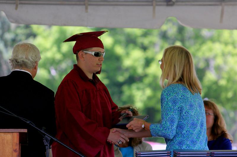 2013 Spaulding High School Graduation (Cody)