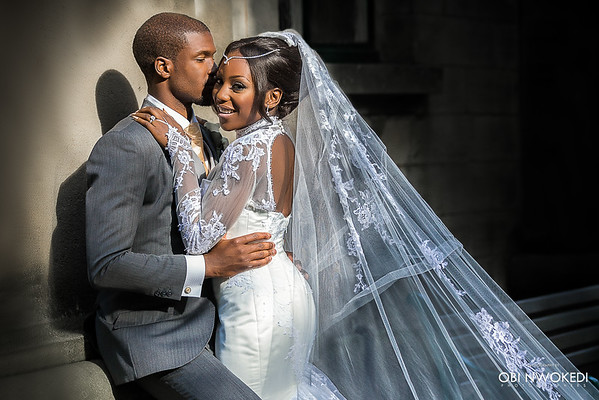 Nigerian Wedding at the Devonshire Dome // Ife + Tmi