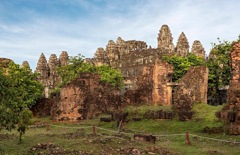 Phnom Bakheng, Angkor