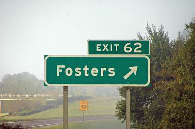 FOSTERS,AL. CONVENTION 2009