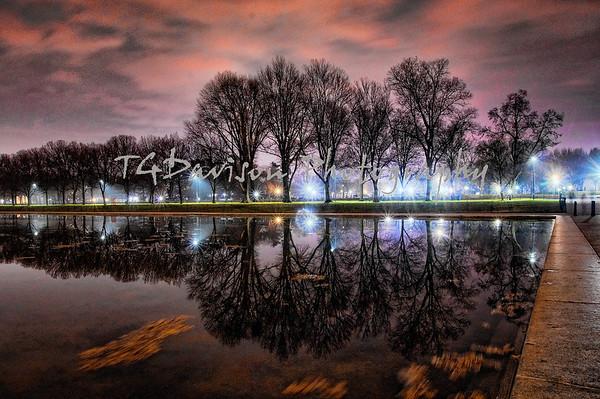 Washington DC @ night...