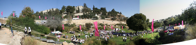 Susan G. Komen for the Cure - Jerusalem 28/10/10