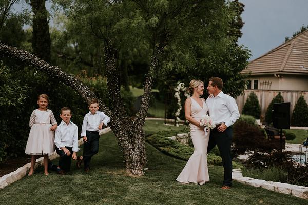 Rachel & Jeff Wedding Day
