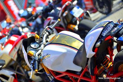 Custom Ducati's - World Ducati Week 2014