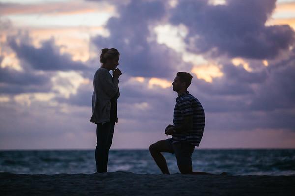 Jamie & Morgan Engagement
