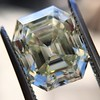4.71ct Antique Asscher Cut Diamond GIA WX VS2 9