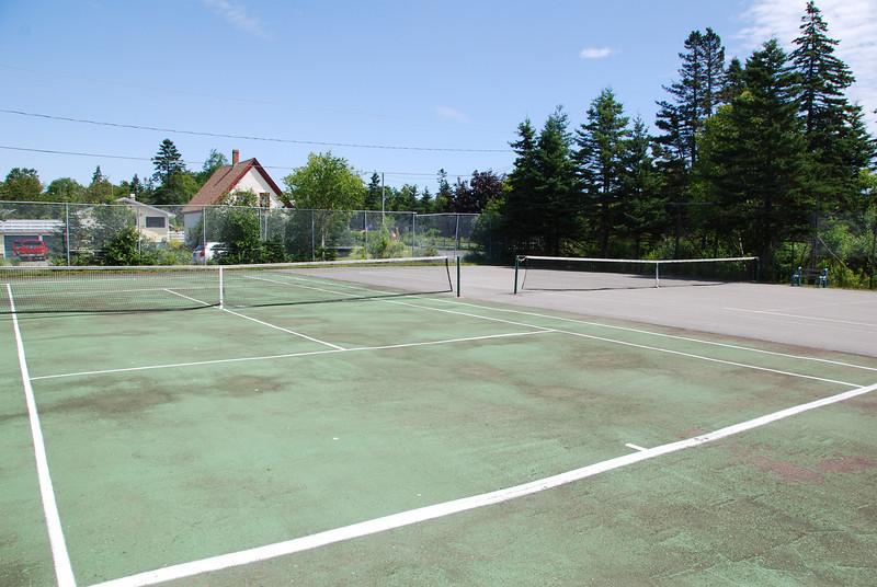 North Head Tennis Courts - 3