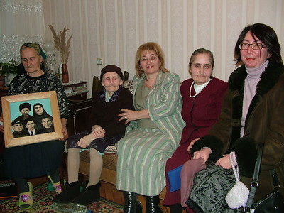Vladikavkaz Oldest Woman in World