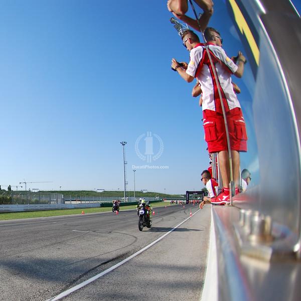 World Ducati Week 2014, Misano Circuit, Italy