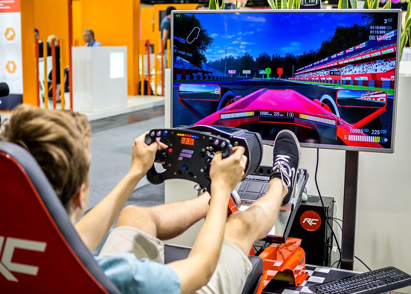 Racing game at Gamescom 2015